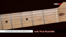 Introducing Chords 5 (A) - a FretHub online guitar lesson, with Nick Radcliffe