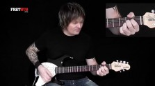 12 Bar Blues In A - a FretHub online guitar lesson, with Bobby Harrison