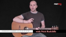 Dominant 7 Chords - a FretHub online guitar lesson, with Nick Radcliffe