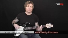 Song - Molly's Chambers - a FretHub online guitar lesson, with Bobby Harrison