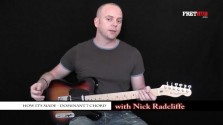 How It's Made 3 - Dominant 7 Chord - a FretHub online guitar lesson, with Nick Radcliffe