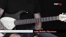Relative Minors and Chord Progressions - a FretHub online guitar lesson, with Bobby Harrison