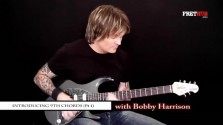 Introducing 9th Chords Pt1 - a FretHub online guitar lesson, with Bobby Harrison