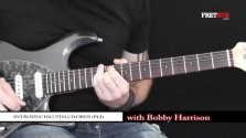 Introducing 9th Chords Pt2 - a FretHub online guitar lesson, with Bobby Harrison
