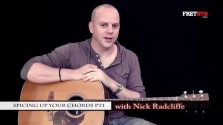 Spicing Up Your Chords 1 - a FretHub online guitar lesson, with Nick Radcliffe
