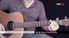 Spicing Up Your Chords 4 - a FretHub online guitar lesson, with Nick Radcliffe
