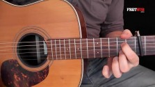 Using A Capo - a FretHub online guitar lesson, with Nick Radcliffe