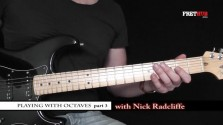 Playing With Octaves 3 - a FretHub online guitar lesson, with Nick Radcliffe