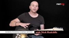 Harmonising Using 10ths - a FretHub online guitar lesson, with Nick Radcliffe