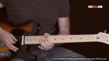 Solo Based Around G Major Pentatonic - a FretHub online guitar lesson, with Nick Radcliffe