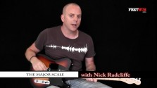 The Major Scale - a FretHub online guitar lesson, with Nick Radcliffe