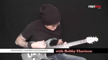 Diatonic Chord Extensions - Intro - a FretHub online guitar lesson, with Bobby Harrison