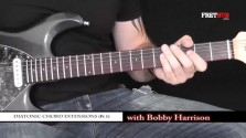 Diatonic Chord Extensions - Part 1 - a FretHub online guitar lesson, with Bobby Harrison