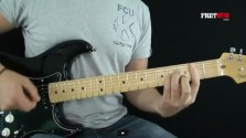 Pink Floyd - Comfortably Numb - a FretHub online guitar lesson, with Nick Radcliffe