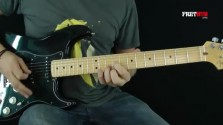 Pink Floyd - Run Like Hell - a FretHub online guitar lesson, with Nick Radcliffe