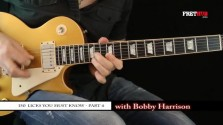 150 Rock Licks - Part 4 - a FretHub online guitar lesson, with Bobby Harrison