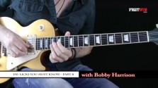 150 Rock Licks - Part 8 - a FretHub online guitar lesson, with Bobby Harrison