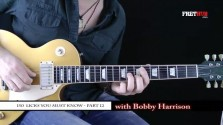 150 Rock Licks - Part 12 - a FretHub online guitar lesson, with Bobby Harrison