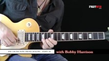 150 Rock Licks - Part 16 - a FretHub online guitar lesson, with Bobby Harrison