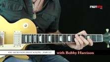 150 Rock Licks - Part 17 - a FretHub online guitar lesson, with Bobby Harrison