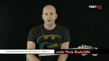 Funk Rhythm Guitar - part 1 - a FretHub online guitar lesson, with Nick Radcliffe