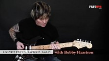 Legato - Part 5 - a FretHub online guitar lesson, with Bobby Harrison