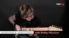 Legato - Part 18 - a FretHub online guitar lesson, with Bobby Harrison