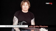 Modes Of The Major Scale - a FretHub online guitar lesson, with Bobby Harrison