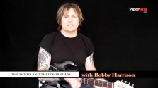 The Modes and Their Formulas - a FretHub online guitar lesson, with Bobby Harrison