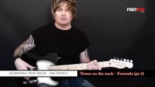 Notes On The Neck Formula - pt 2 - a FretHub online guitar lesson, with Bobby Harrison
