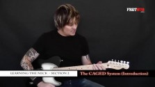 The Caged System - Introduction - a FretHub online guitar lesson, with Bobby Harrison