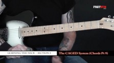 The Caged System - Chords pt 9 - a FretHub online guitar lesson, with Bobby Harrison