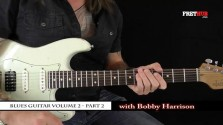 Blues Guitar Vol 2 Pt 2