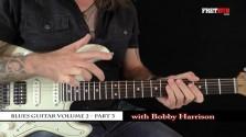 Blues Guitar Vol 2 Pt 3