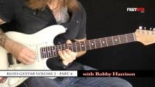 Blues Guitar Vol 2 Pt 4