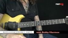 Blues Guitar – Vol 3 Pt5